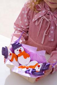 новогоднее печенье, новогодний стол, сладкие подарки